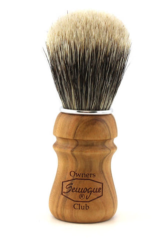 Semogue SOC Mistura Cherry Wood Brush (Mixed)