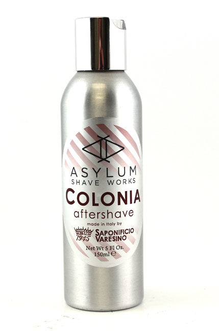 Asylum Colonia Aftershave by Saponificio Varesino (150ml)