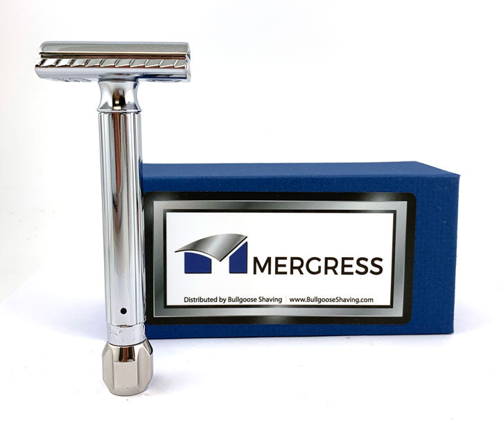 Long-Handled Mergress Adjustable Safefy Razor