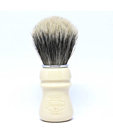 Semogue SOC Caravela (Mixed) Brush in Taj Resin