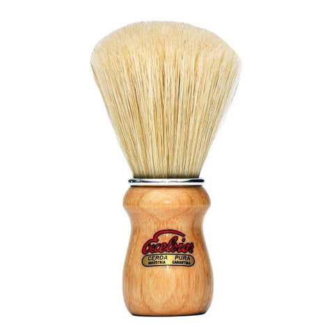 Semogue 2000 Premium Boar Bristle Shaving Brush with Beech Wood Handle