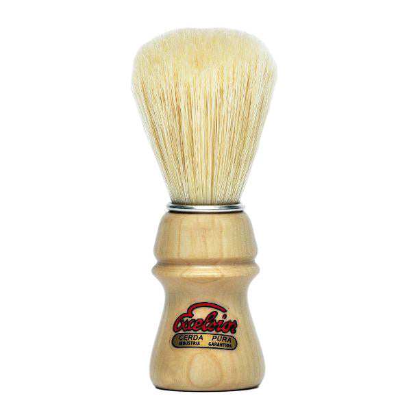 Semogue 1250 Premium Boar Bristle Shaving Brush Brush with Beech Wood Handle