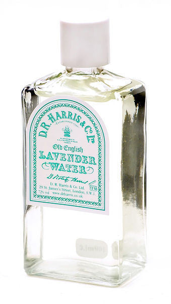 D.R. Harris Old English Lavender Water