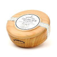 D.R. Harris Arlington Shave Soap in Wood Bowl
