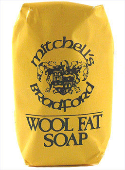 Mitchell's Wool Fat Original Tallow Bath Soap