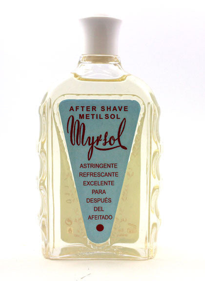 Myrsol Metilsol Atringent Aftershave Splash