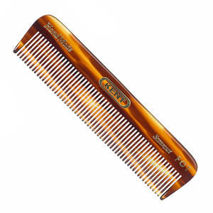 Kent 113mm Small Men's Pocket Comb Coarse/Fine