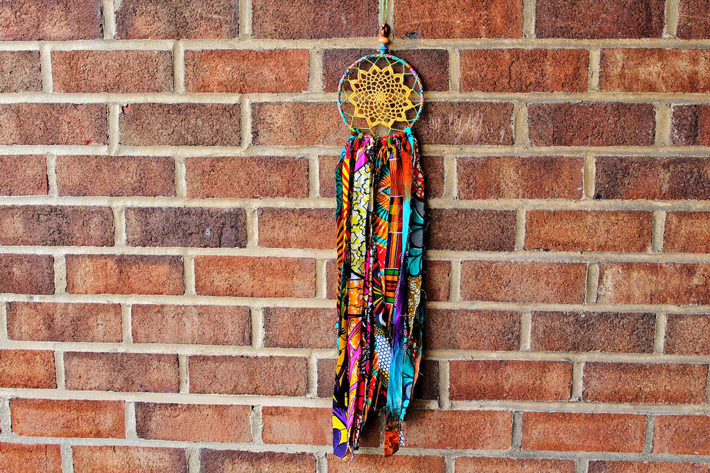 "Dawn ""Radiate"" Dreamcatcher - 5"" Green"