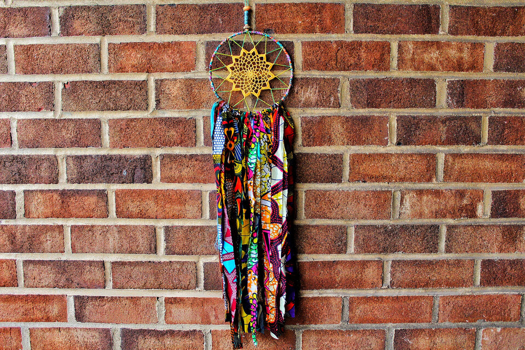 "Dawn ""Radiate"" Dreamcatcher - 7"" Green"