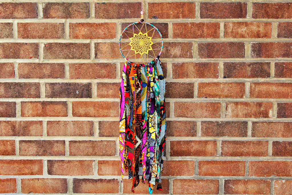 "Dawn ""Radiate"" Dreamcatcher - 7"" Purple"