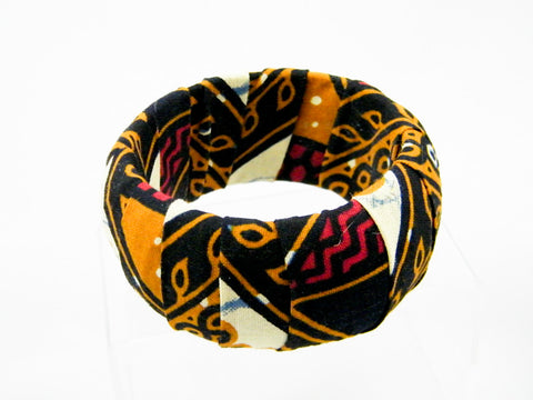 Naja Ankara Thick Bangle Bracelet
