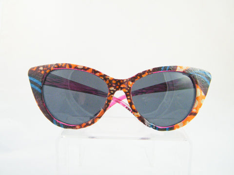 Meryam Ankara Cat Eye Sunglasses