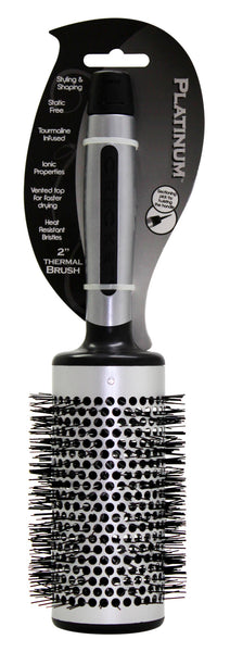 "Platinum 1.5"" Thermal Brush"