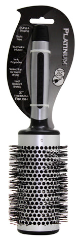 "Platinum 2"" Thermal Brush"