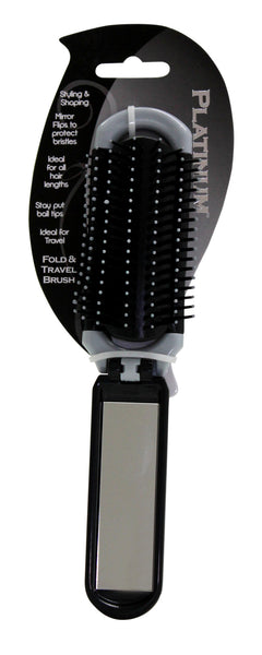 Platinum Fold & Travel Brush