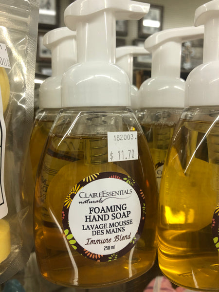 Immune Blend Foaming Hand Soap