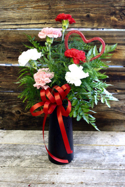 Long Lasting Carnations - Half Dozen