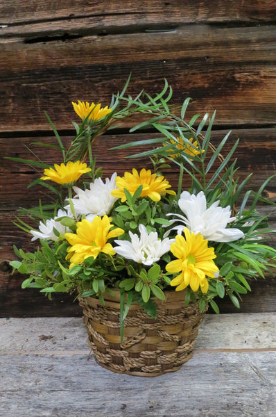 Little Basket of Sunshine