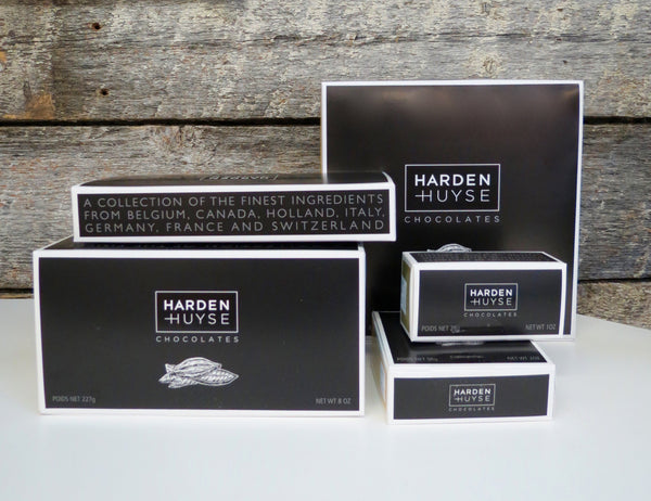 Harden & Huyse European Chocolate