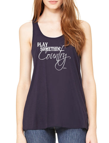 Play Somethin' Country Tank