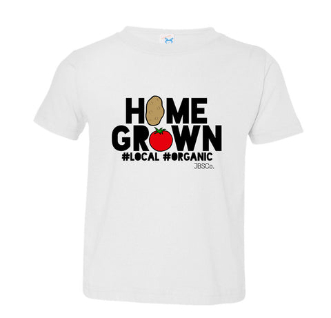 Home Grown Toddler Tee