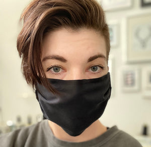 Dust Mask, Tutorial, sewing, Rebecca Rae