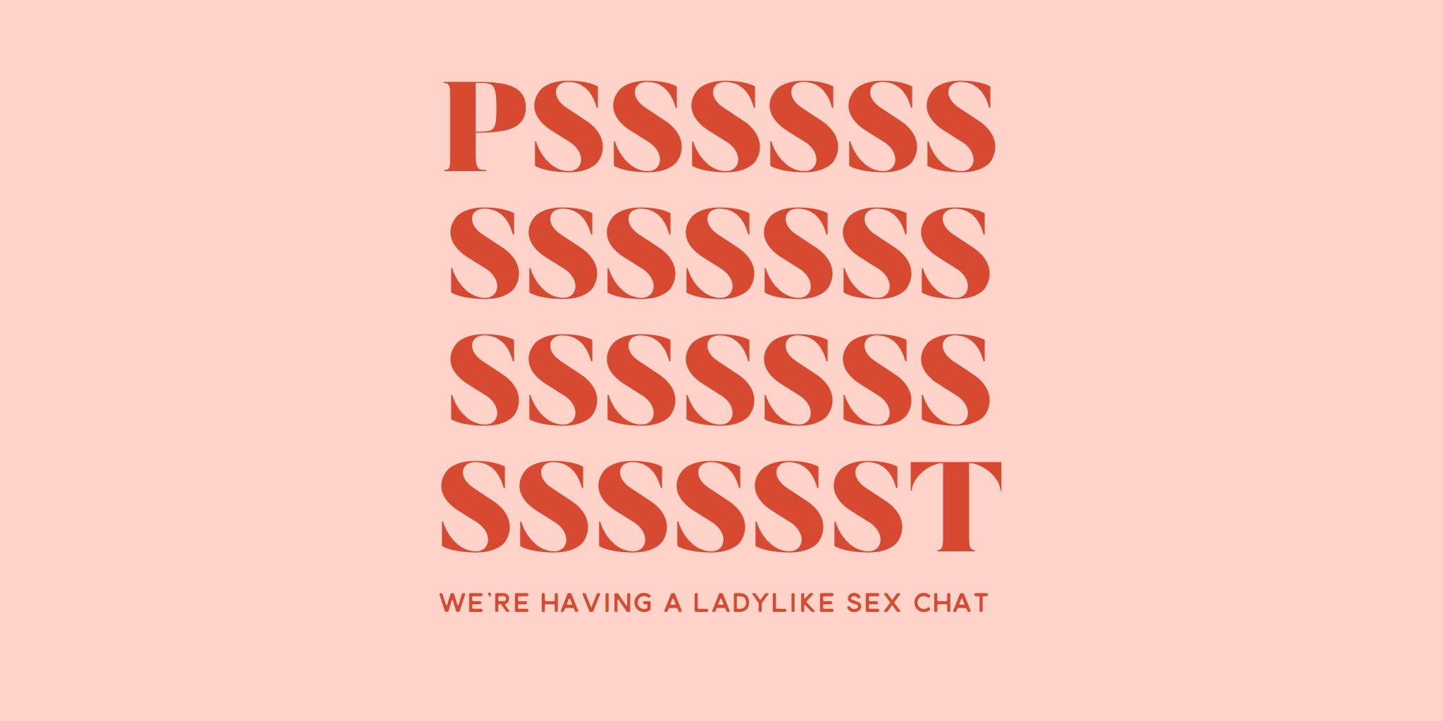 Ladylike Sex Chat