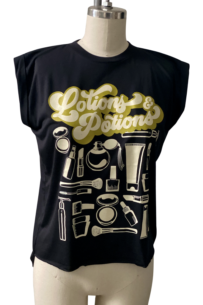 Lotions and Potions, Graphic T-shirt