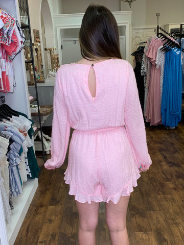 Way To My Heart Romper