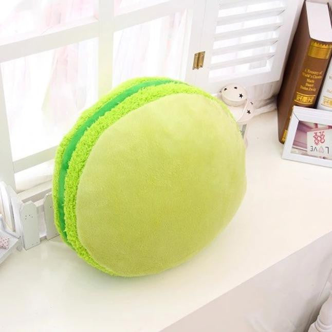 Plush Macarons Pillow Cushion for sensory