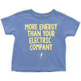 More Energy T-Shirt