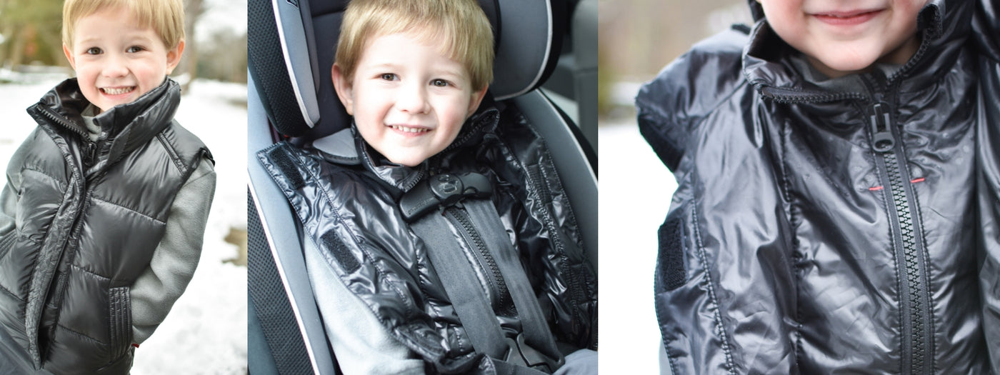 3ff6e90f3 Carseat Safety Road Coat® infant toddler - Safe Car Seat Winter Jacket