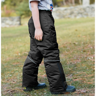 The Arctic Pack-able Snow Pant - Black
