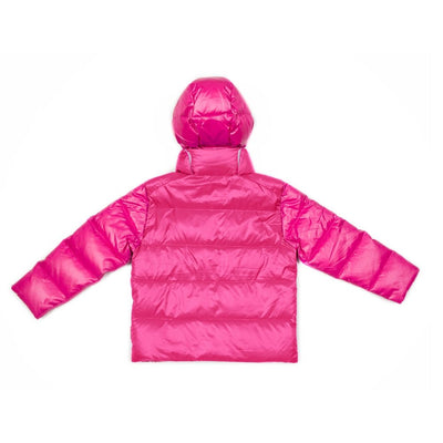 The Road Coat®Down - Fuchsia