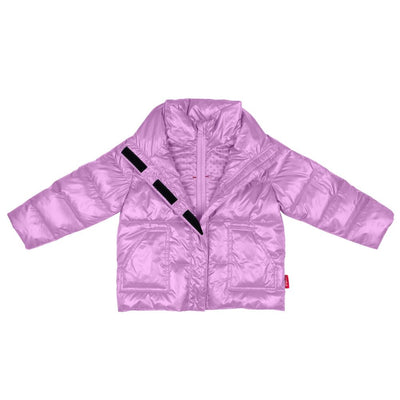 Seat Safety Road Coat®Vegan Jacket - LILAC