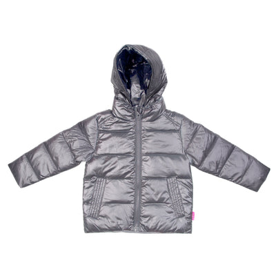 Car Seat Safety Road Coat®Down Jacket - Platinum