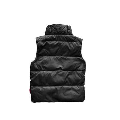 Car Seat Safety Road Coat®Vegan Vest - Black