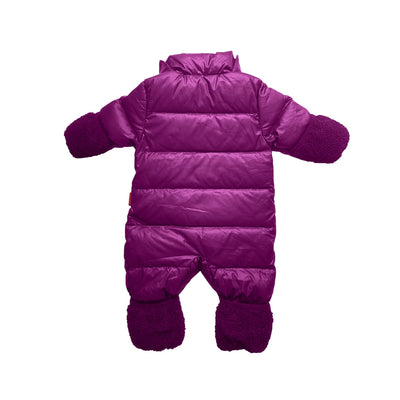 Car Seat Safety Infant Road Coat® Snow Suit - Plum