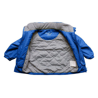 Car Seat Safety Road Coat®Transition - Royal Blue