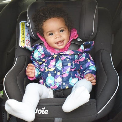 Car Seat Safety Road Coat®Vegan Jacket - Mermaid