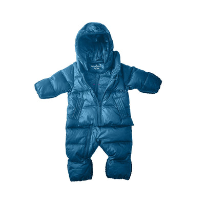 Car Seat Safety Infant Road Coat® Snow Suit - Teal