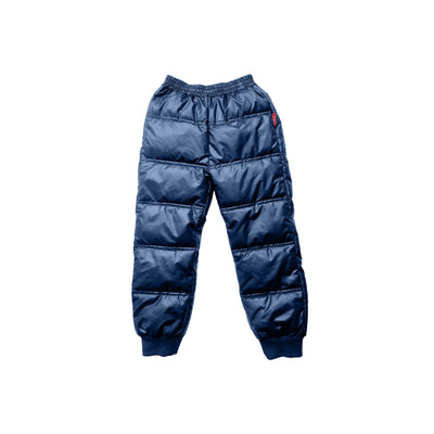 Soft Pack-able Snow Pant - Navy