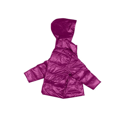 Seat Safety Road Coat®Vegan Jacket - PLUM