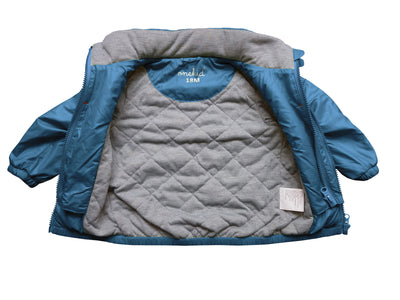 Car Seat Safety Road Coat®Transition - Teal