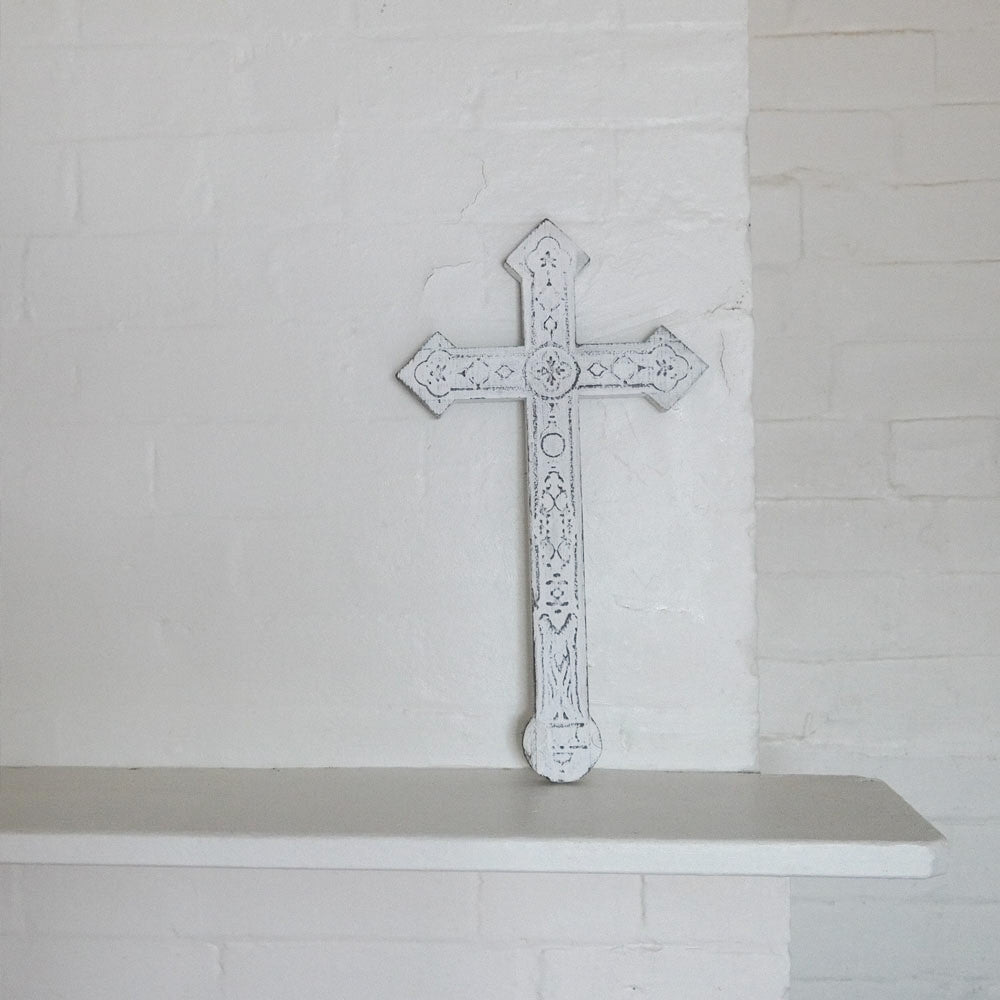 Decorative Wooden Wall Cross