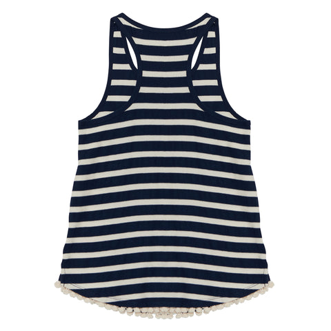 A-line tank with tape detail | Scotch & Soda (Netherlands)