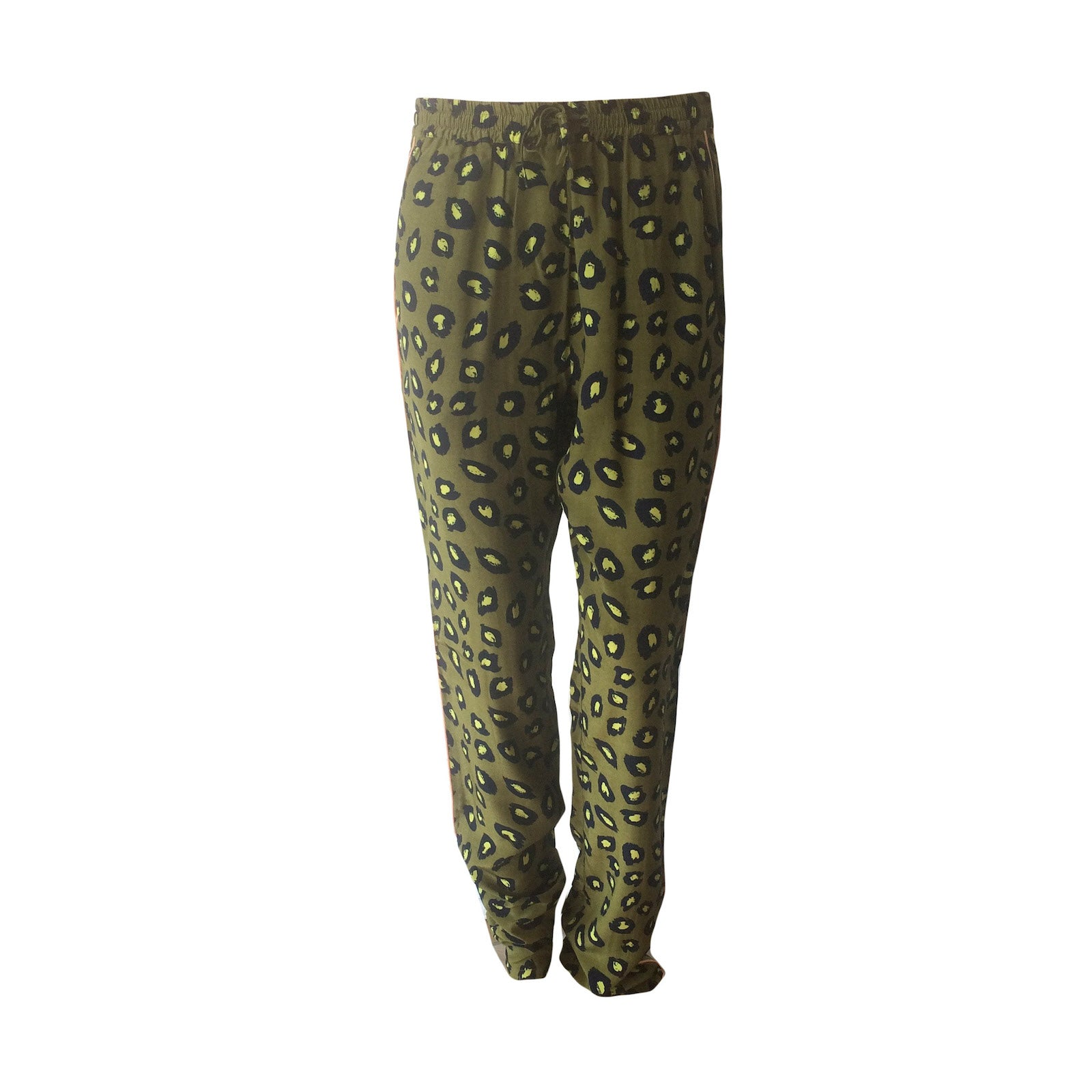 These jungle print soft relaxed pants by Dutch label Scotch R
