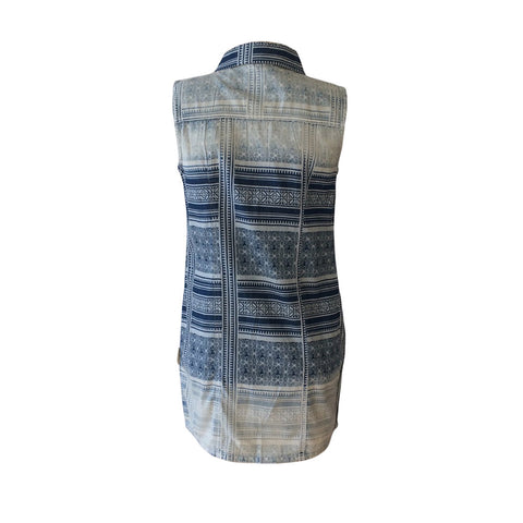 Aztec Denim Dress | Hudson (USA)