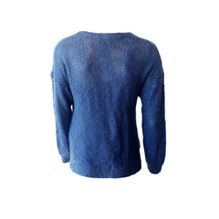 Blue Knit Sweater | Pinc Premium (New York)