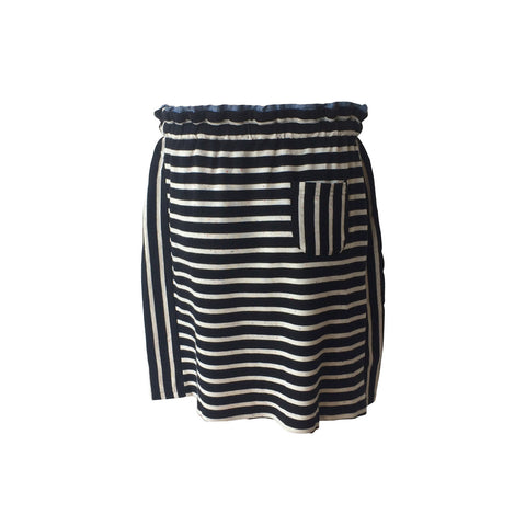 Breton Striped Skirt | Scotch & Soda (Netherlands)